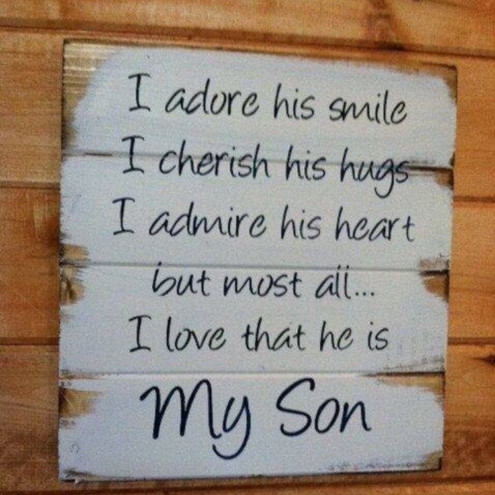 quotes about my son