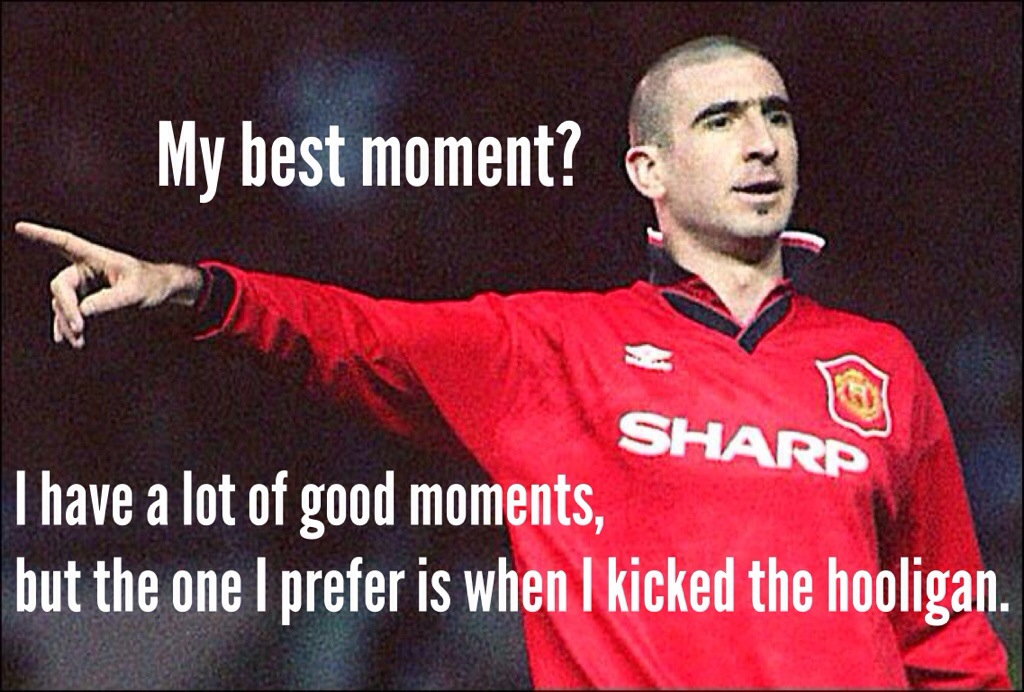 """""""soon the science will not only. Quotes About Cantona 25 Quotes"""