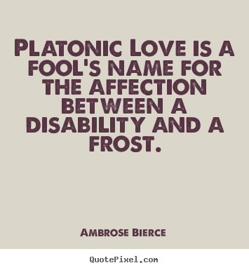 Platonic love definition what is What Is