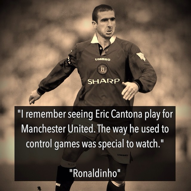 Here are 10 famous quotes, life quotes you might want to remember. Quotes About Cantona 25 Quotes