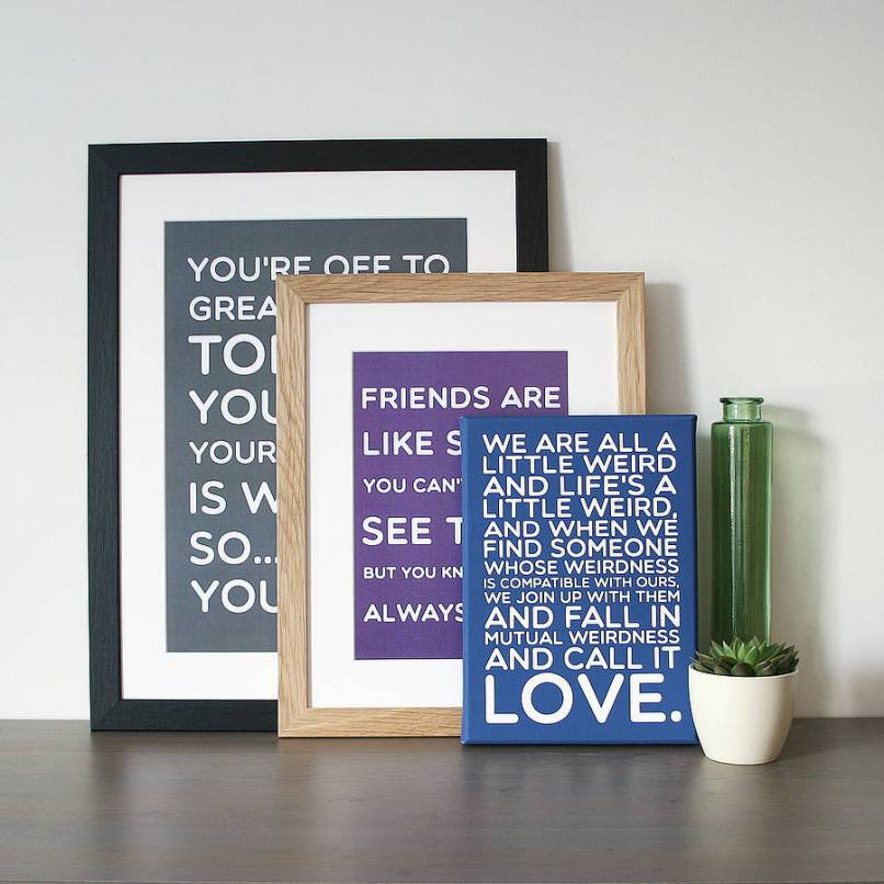 Quotes On Photo Frames | Frameswalls.org