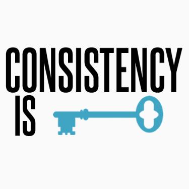 Hasil gambar untuk Always be consistent