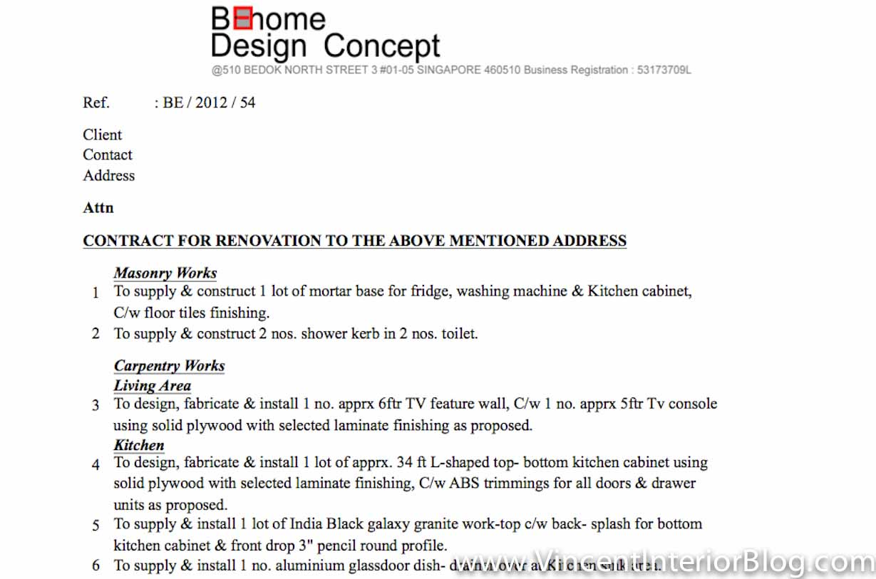 kitchen remodeling contract sample fixtures lowes quotes about renovation (65 quotes)