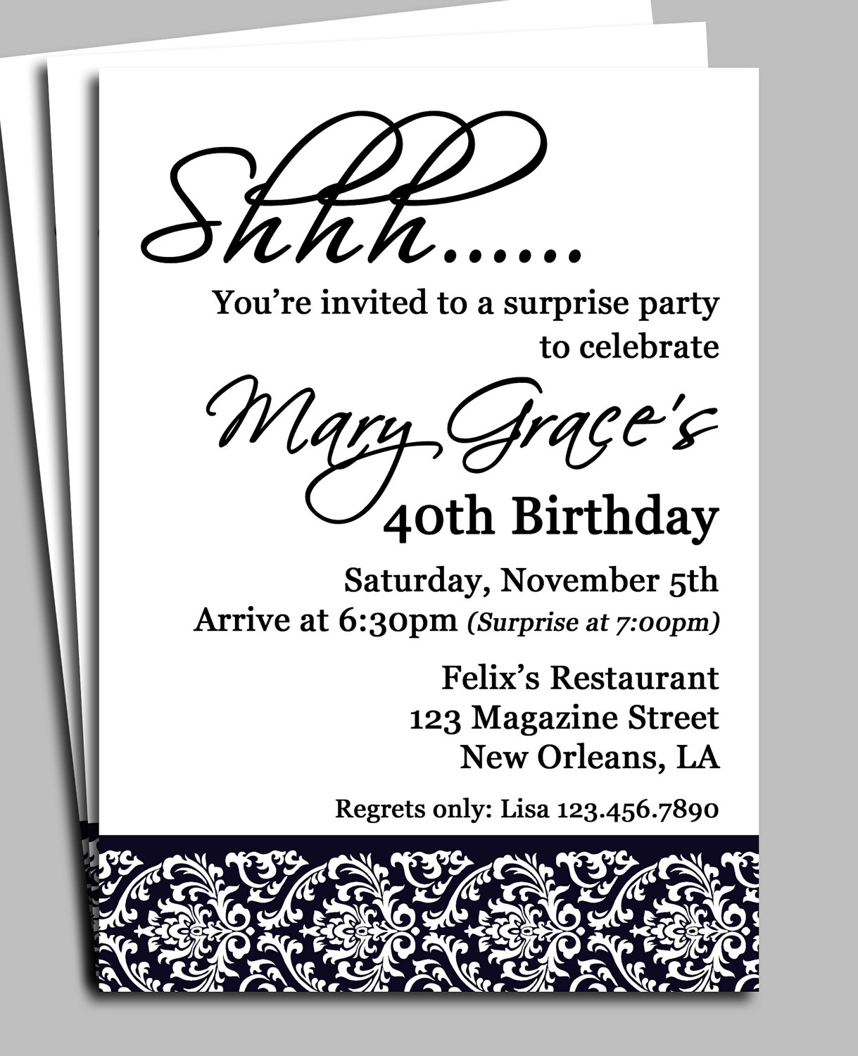 quotes about surprise party 47 quotes