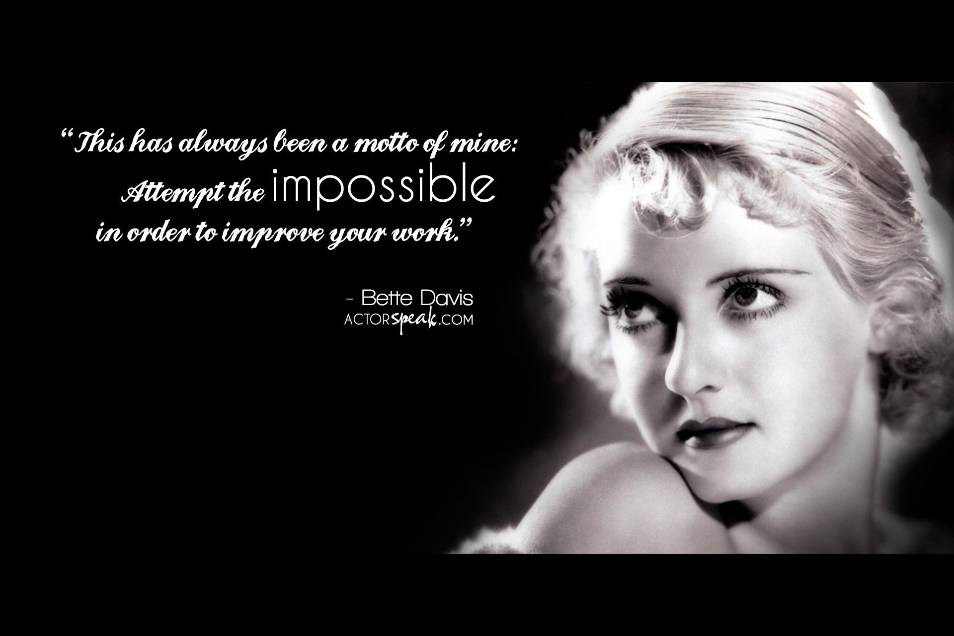 Quotes About Bette Davis 79 Quotes