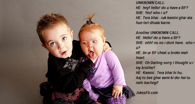 Quotes About Brother And Sister Funny 15 Quotes