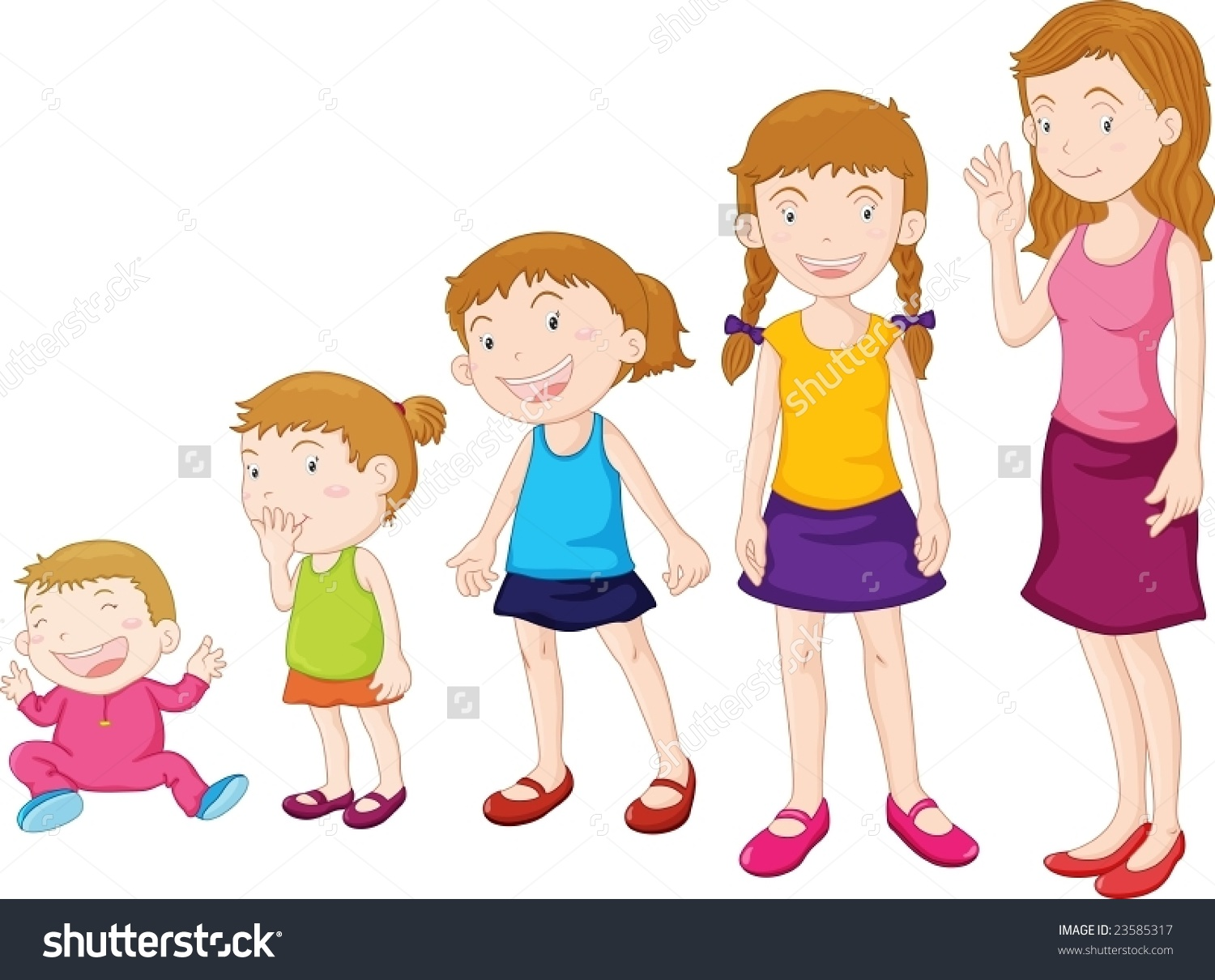 Quotes About Girls Growing Up 66 Quotes