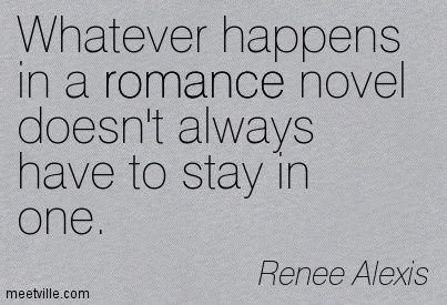 Quotes about Romance Novels (58 quotes)