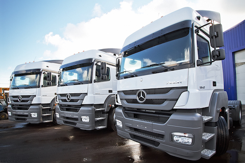 We also Offer HGV Fleet Insurance