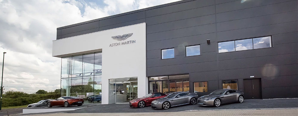 Sytner Group New Aston Martin dealership