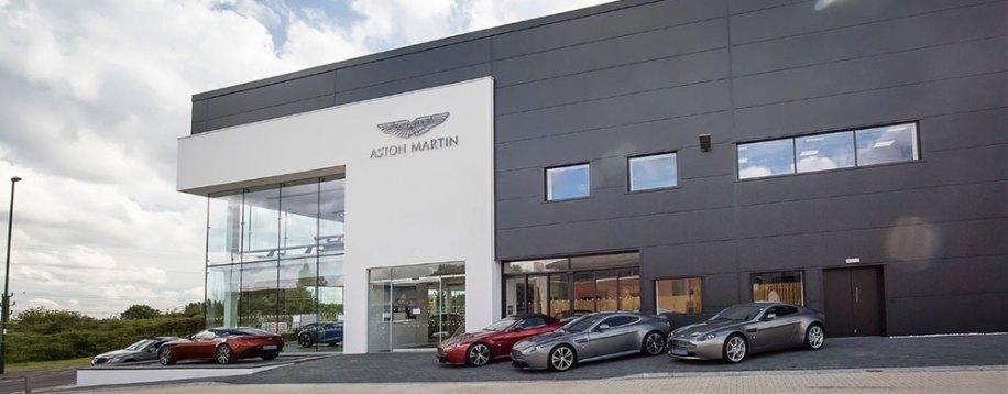 Sytner Group New Aston Martin dealership