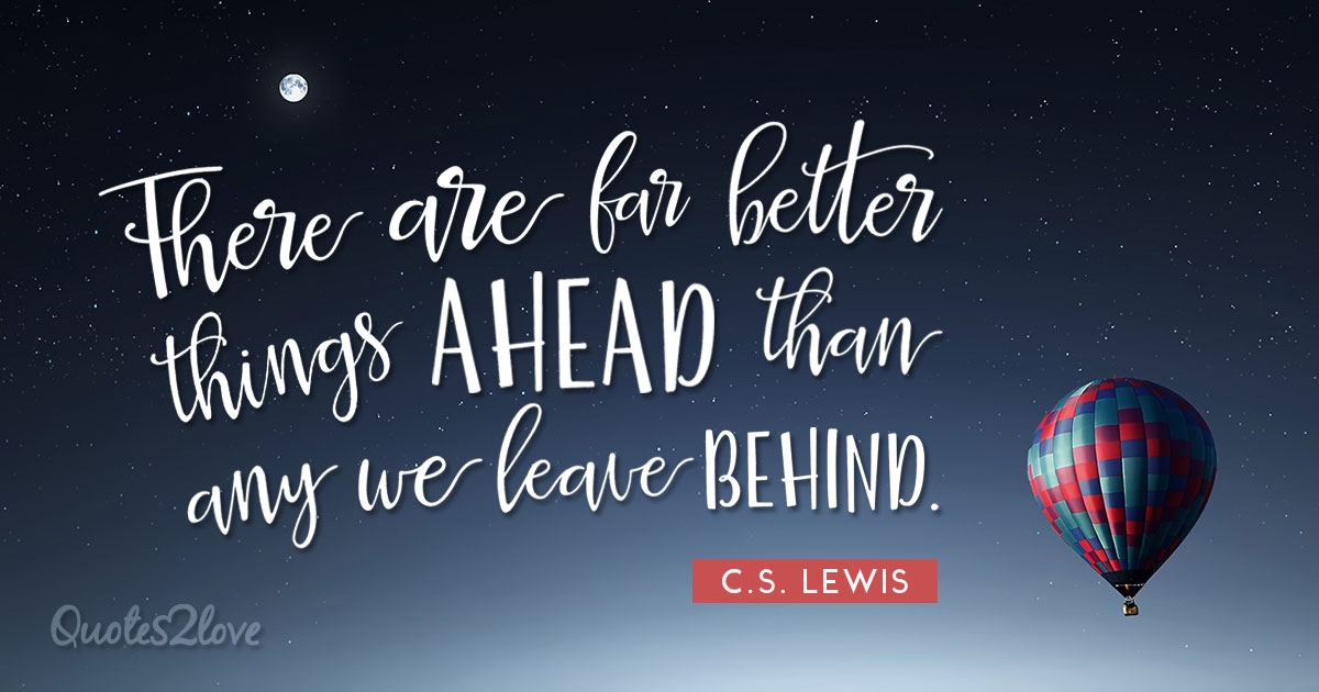 Image result for cs lewis the best lies ahead
