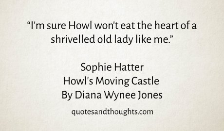 Howl's Moving Castle By Diana Wynee Jones