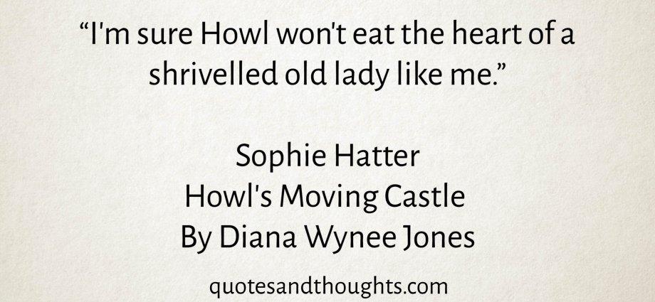 Howl's Moving Castle By Diana Wynee Jones