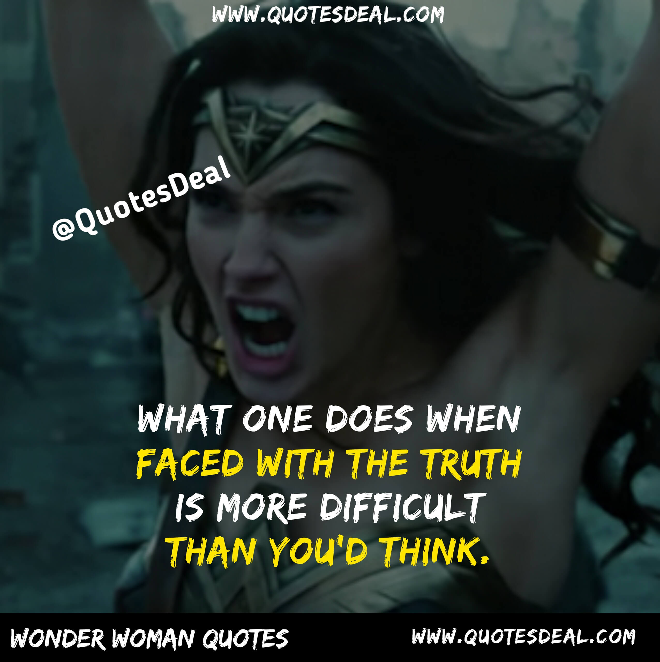 truth is more difficult