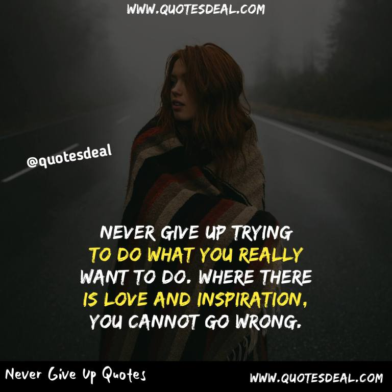 love and inspiration