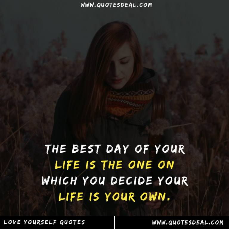 The best day of your life