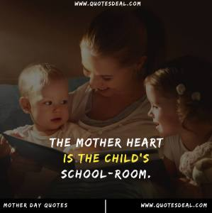 The mother heart