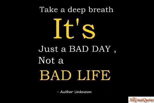 bad day quotes 2015Our Reading World
