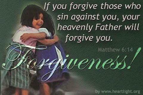 Image result for forgiveness bible verses