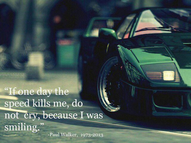 Long Distance Relationship Wallpapers With Quotes Best Quotable Lines From The Fast And The Furious Movie