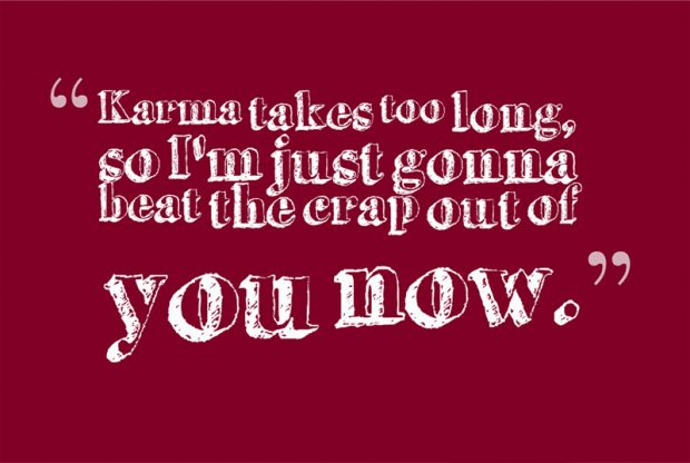 funny-karma-quotes