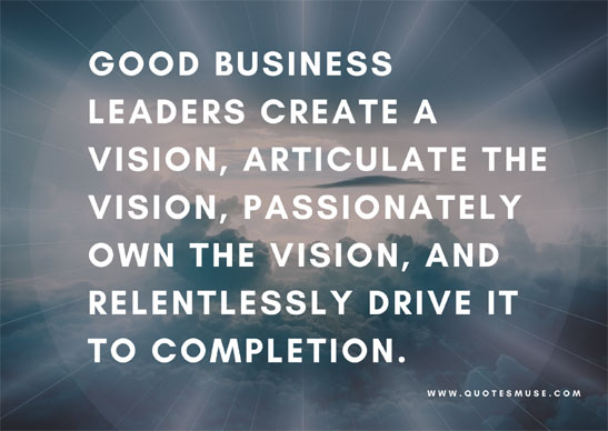 50 Motivational Quotes on Leadership and Vision