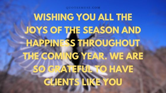 50 Business New Year Wishes to Customers and Clients