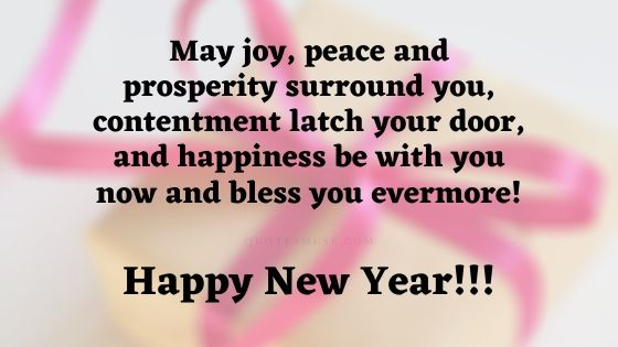 75 Happy New Year Wishes, Messages and Sayings