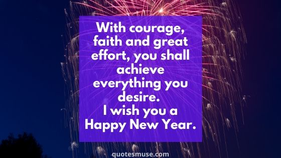 100 Inspirational New Year Wishes to Make the Day