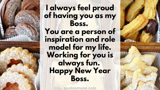 90 New Year Wishes to Boss for Improved Office Work