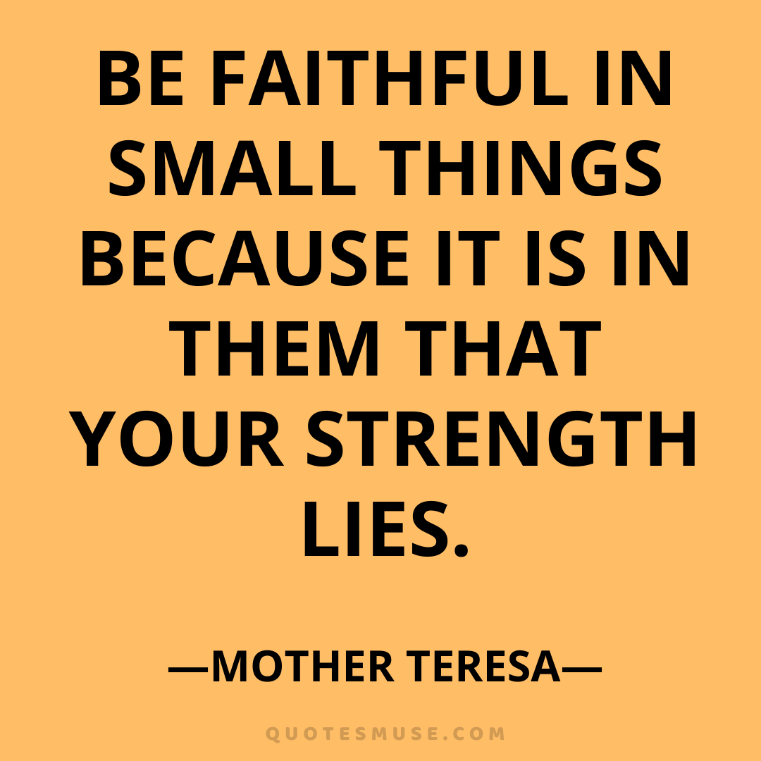 50 Mother Teresa Inspirational Quotes for Motivation