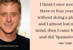 Top 20 Alan Tudyk Quotes