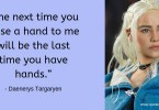 Top 20 Daenerys-Targaryen Quotes