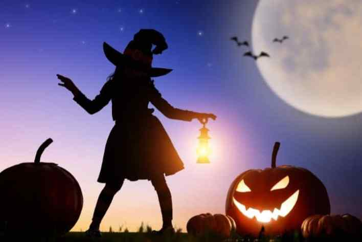 Halloween pics of witches