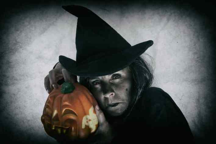 Halloween photos of witches