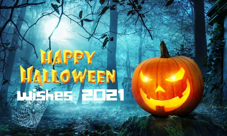 Happy Halloween wishes 2021 Images