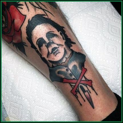 Michael Myers Sleeve Tattoos Images 2021