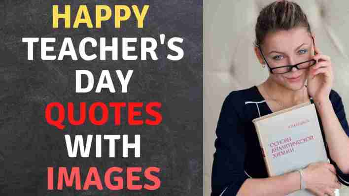Teacher's Day Quotes And Images