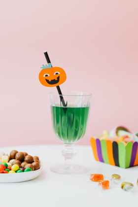 Top New Halloween candy clipart