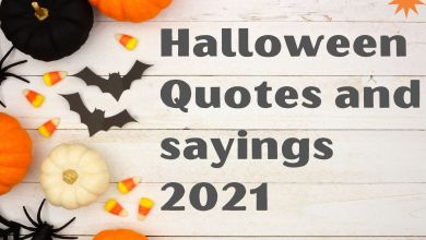Halloween Quotes and sayings 2021 images