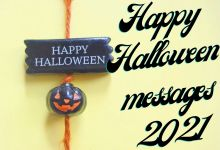 Happy Halloween messages Images