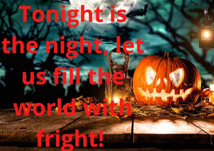 Scary Halloween Messages pics
