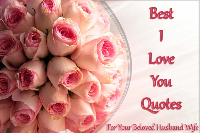 best i love you quotes for your love