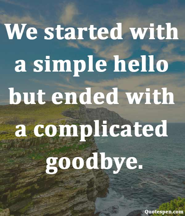 complicated-goodbye-quote