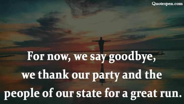 we-say-goodbye