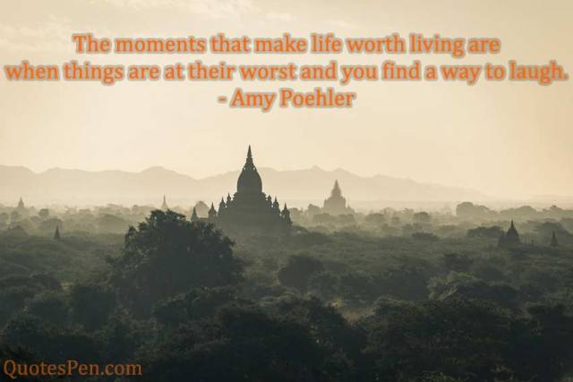 moments-make-life-living-it's a bad day not a bad life
