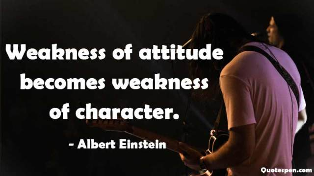 weakness-of-attitude