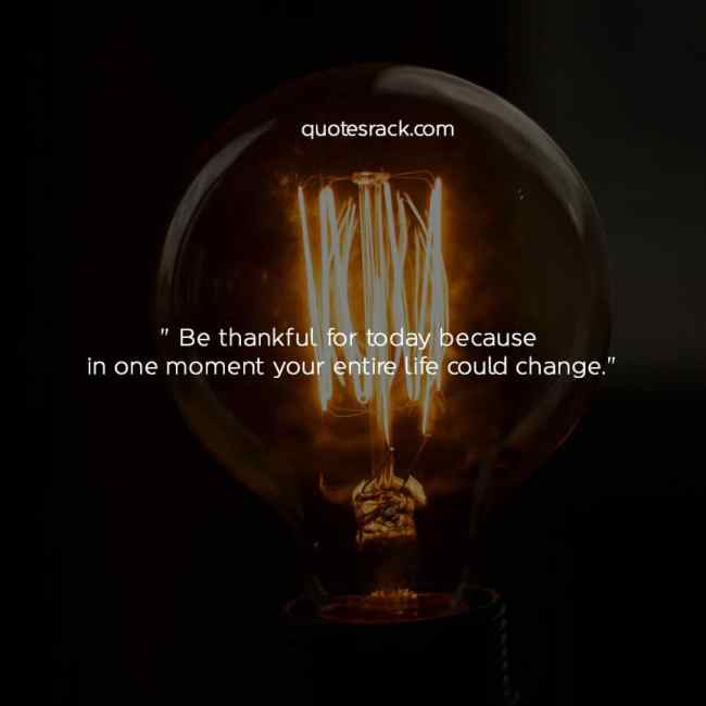 a lot of things to be thankful quotes