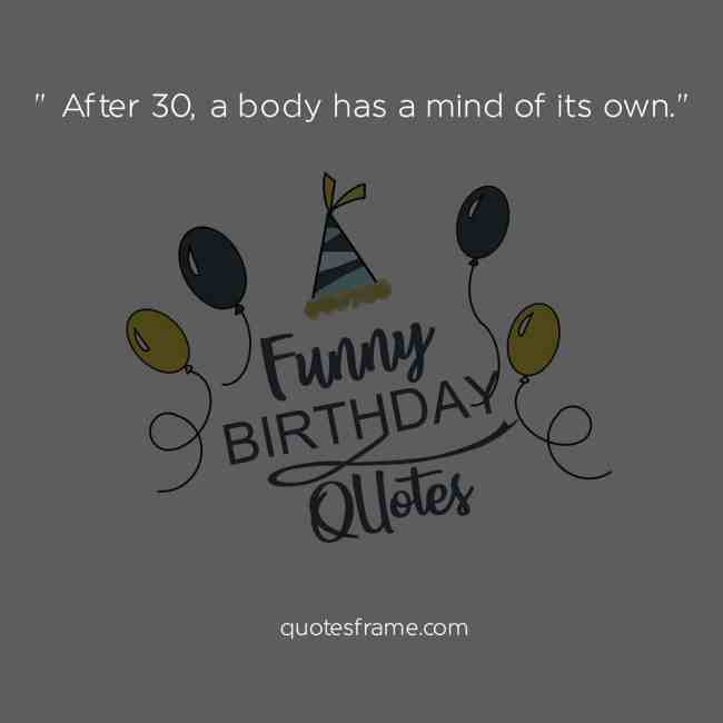 top 10 funny birthday quotes